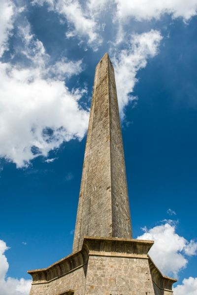 Wellington Monument Blackdown Hills Somerset History