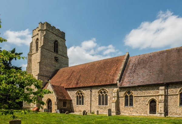 St Mary's Church, West Stow