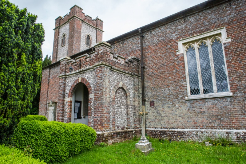 St Peter's Church, West Tytherley
