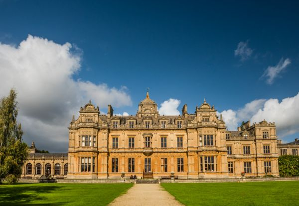 Westonbirt House photo, The garden frontage of the house