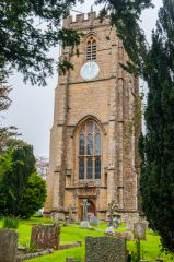 Whitchurch Canonicorum, St Candida & Holy Cross Church, The 15th century west tower
