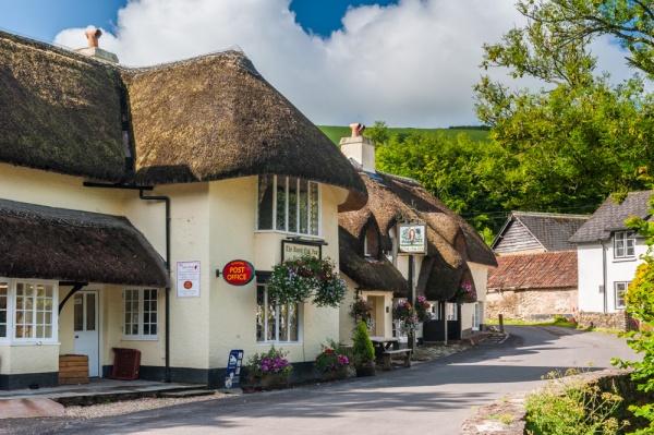 winsford an exmoor village history beautiful photos. Black Bedroom Furniture Sets. Home Design Ideas