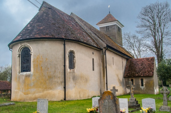 St Mary's Church, Wissington