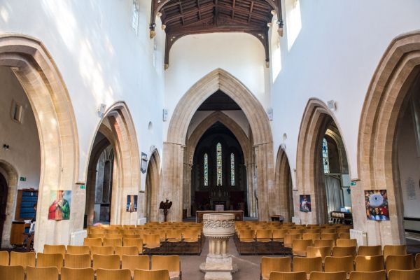 Witney St Mary S Church History Amp Photos