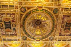 Worcester College, Oxford, The chapel ceiling by Sir James Wyatt