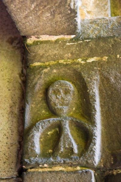 Wordwell, All Saints Church photo, Very early Norman carved capital