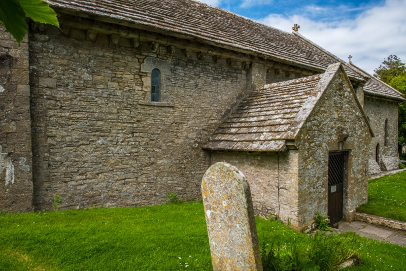 St Nicholas of Myra Church, Worth Matravers