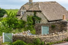 Worth Matravers, A cottage opposite the church