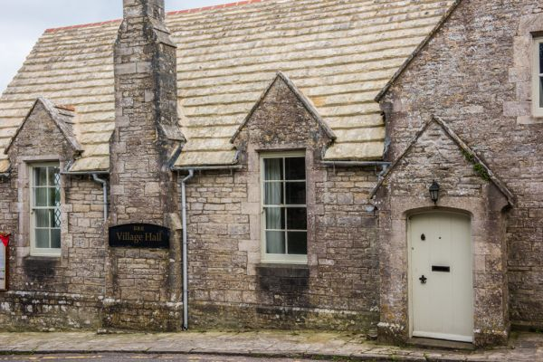 Worth Matravers photo, The village hall