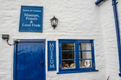 Worth Matravers, The Square and Compass Museum