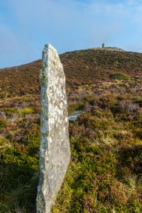 The Bronze Age standing stone