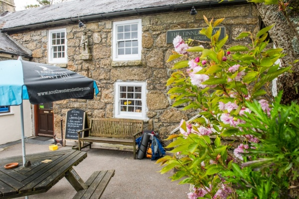 The Tinners Arms pub, Zennor