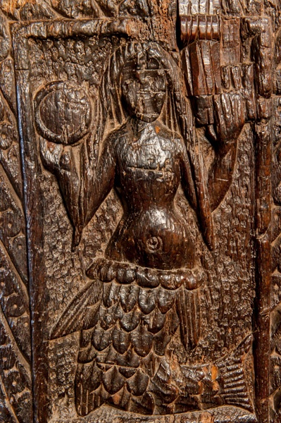 The Zennor Mermaid