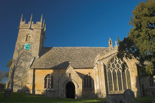 St James church, Longborough