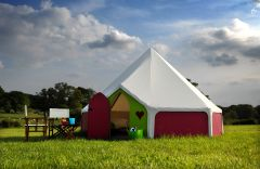 Camping Breaks at Longleat House