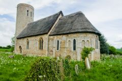 Historic churches to visit in Norfolk