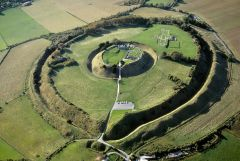 Old Sarum Father's Day Event - Romans and Barbarians