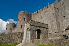Free Entry to Cadw Properties on St David's Day