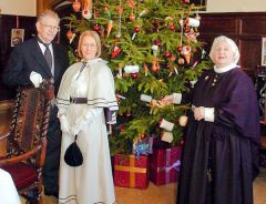 Rockingham Castle Christmas Opening