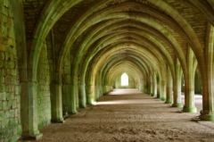 Fountains Abbey Winter Tours