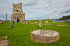 Castles of Wales Photo Gallery, Aberystwyth Castle