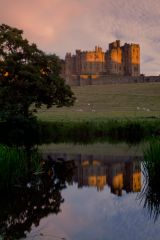 English Castles Photo Gallery, Alnwick Castle
