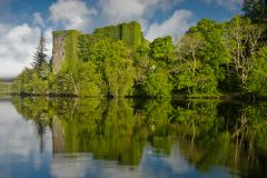 Scottish Castles Photo Gallery, Ardchonnel Castle