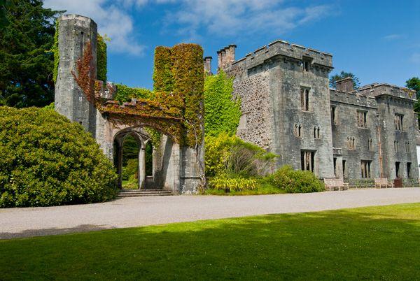 ... Trotternish Armadale Castle gardens, ...
