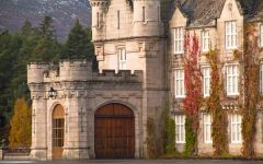Scottish Castles Photo Gallery, Balmoral Castle