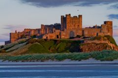 English Castles Photo Gallery, Bamburgh Castle
