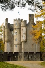 Scottish Castles Photo Gallery, Braemar Castle