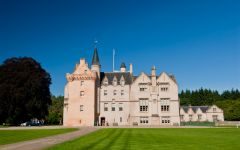 Scottish Castles Photo Gallery, Brodie Castle