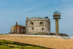 Calshot Castle Tudor fort