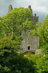 Scottish Castles Photo Gallery, Cardoness Castle