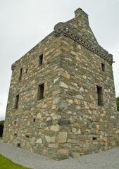 Scottish Castles Photo Gallery, Carsluith Castle