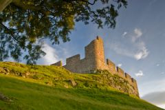 Scottish Castles Photo Gallery, Castle Hume