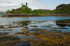 Scottish Castles Photo Gallery, Castle Moll