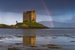 Scottish Castles Photo Gallery, Castle Stalker