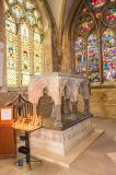 St Frideswide's shrine, Christ Church College Chapel