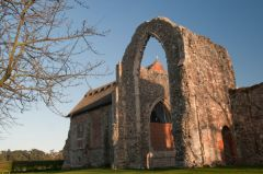 Leiston Abbey, Suffolk