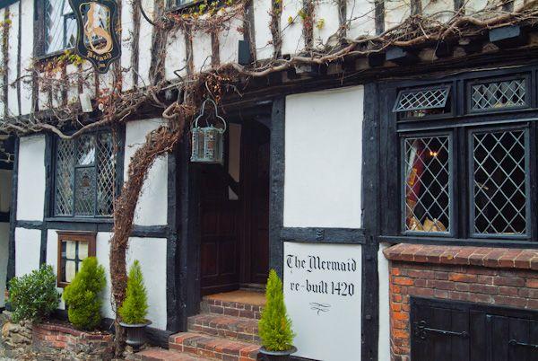 15th Century Mermaid Inn