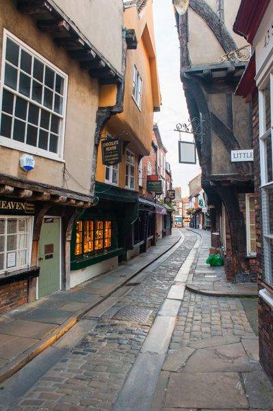 Shambles York Historic Guide