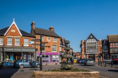 The market place in Wantage