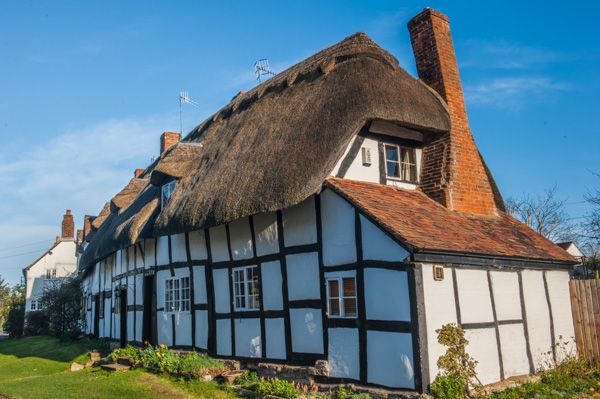welford on avon warwickshire - Thatched Rood