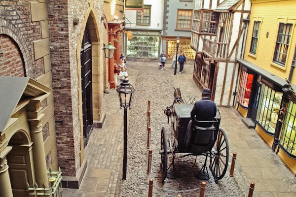 York Castle Museum York Heritage Guide