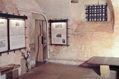Dick Turpin's cell