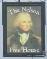 Lord Nelson pub sign