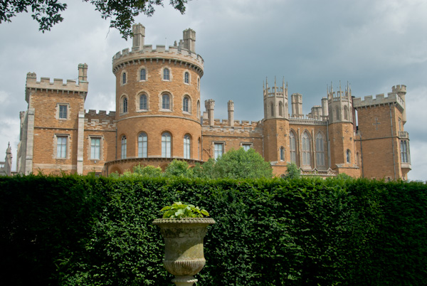 Name the mystery historic British attraction