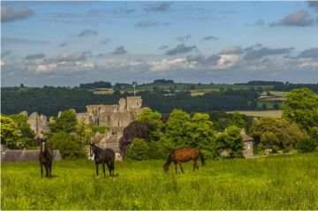 Middleham Castle, Yorkshire Dales