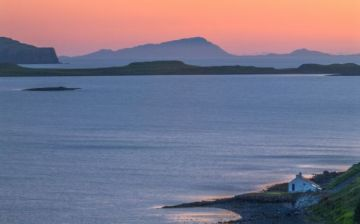 Waternish Sunset, Isle of Skye